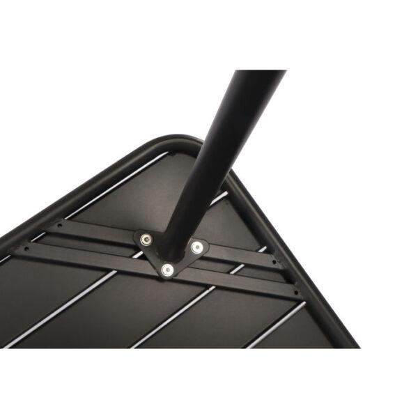 Kare Design Tafel Bora Bora 80x80 eetkamertafel 85641 - Lowik Meubelen