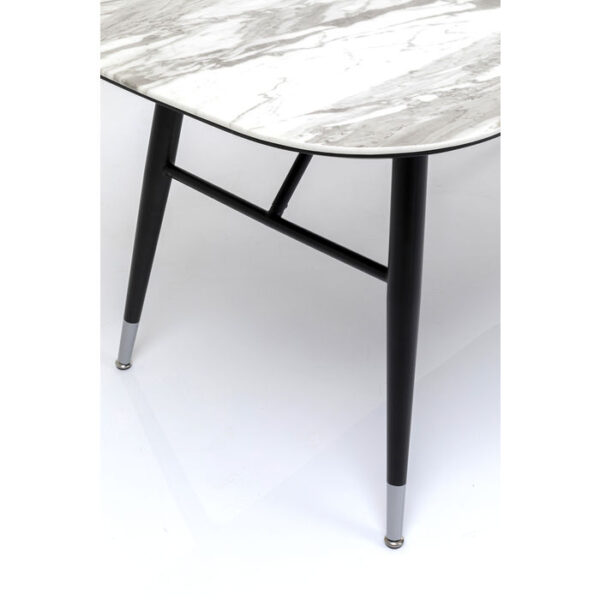 Kare Design Tafel Catania 180x90 eetkamertafel 85343 - Lowik Meubelen