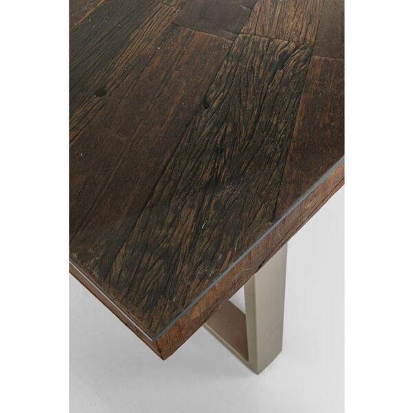 Kare Design Tafel Conley Silver 180x90 eetkamertafel 84933 - Lowik Meubelen