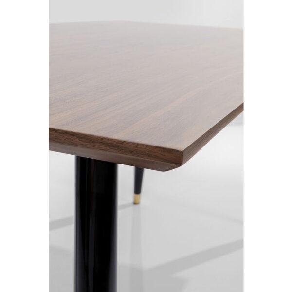 Kare Design Tafel Duran 160x80 eetkamertafel 80082 - Lowik Meubelen