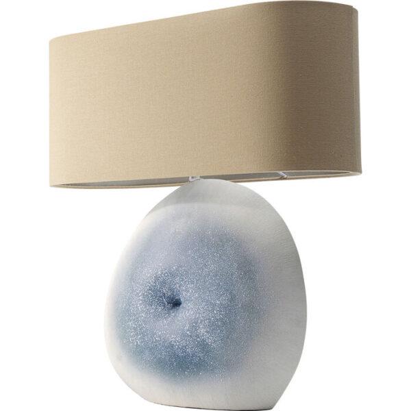 Kare Design Tafellamp Agate Blue tafellamp 52801 - Lowik Meubelen