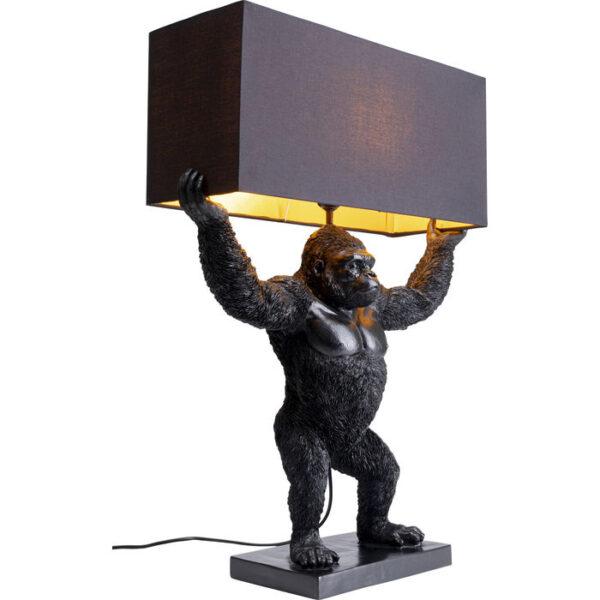 Kare Design Tafellamp Animal King Kong tafellamp 53130 - Lowik Meubelen