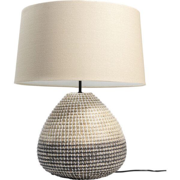 Kare Design Tafellamp Seagrass Beach tafellamp 52643 - Lowik Meubelen