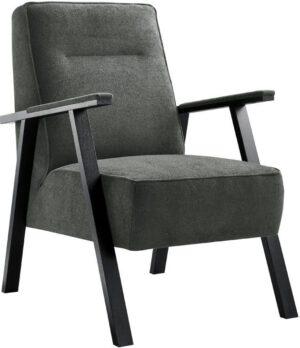 Valanto fauteuil - antraciet uit de IN.House collectie