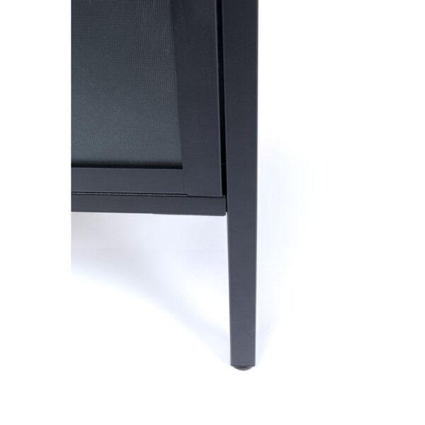 Kare Design Vitrinekast Downtown Small 100x80 vitrinekast 85352 - Lowik Meubelen