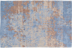 Kare Design Vloerkleed Angus Blue 170x240 vloerkleed 52728 - Lowik Meubelen