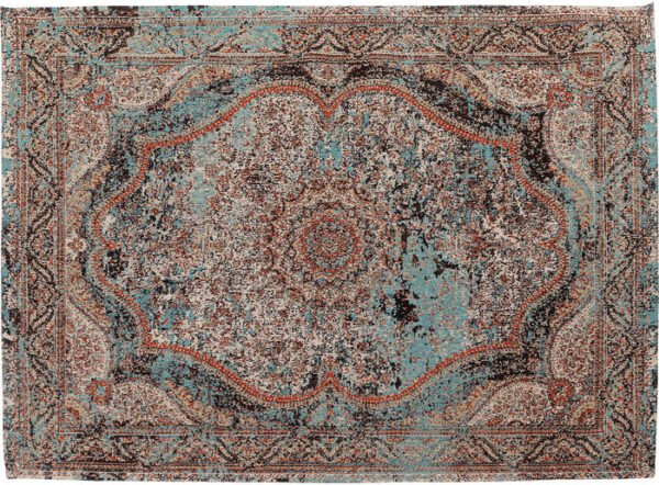 Kare Design Vloerkleed Asilah 170x240cm vloerkleed 53141 - Lowik Meubelen