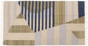 Kare Design Vloerkleed Stripes 150x240 vloerkleed 52737 - Lowik Meubelen
