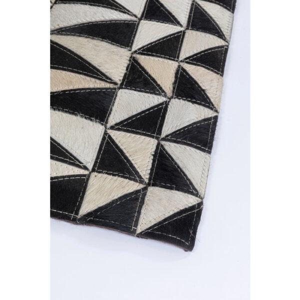 Kare Design Vloerkleed Zigzag 170x240cm vloerkleed 53021 - Lowik Meubelen