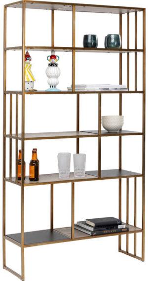 Kare Design Wandkast Cesaro 100x190cm wandkast 85861 - Lowik Meubelen