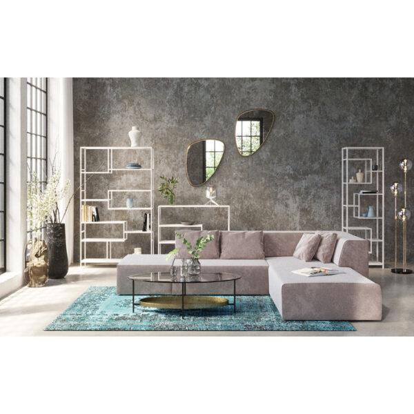 Kare Design Wandkast Loft White 115x100cm wandkast 85839 - Lowik Meubelen