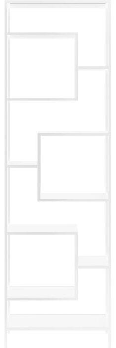 Kare Design Wandkast Loft White 60x195cm wandkast 85838 - Lowik Meubelen