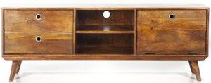 Wisconsin tv-dressoir - 150 cm - 2 laden 1 klep uit de Eleonora collectie