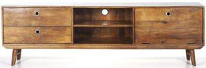 Wisconsin tv-dressoir - 180 cm - 2 laden 1 klep uit de Eleonora collectie