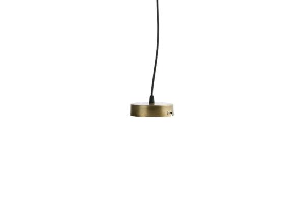 Pure Vintage - Hanglamp Glas Antique Brass uit de Lampen collectie van BePureHome bij Löwik Meubelen