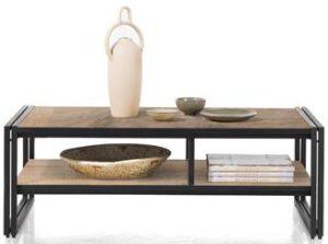 Henders & Hazel Avalon salontafel 110 x 60 cm. + 2-niches - driftwood  Bijzettafel