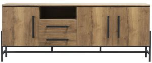 IN.House Dressoir Imanto bruin  Dressoir