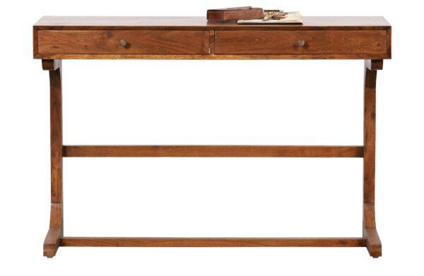 Old School Bureau Hout Bruin uit de BePureHome collectie
