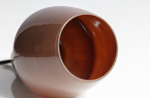 Pottery Hanglamp Glas Coffee uit de BePureHome collectie