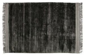 Ravel Vloerkleed Antraciet 170x240cm uit de BePureHome collectie