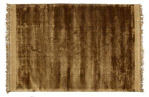 Ravel Vloerkleed Honing Geel 170x240cm uit de BePureHome collectie
