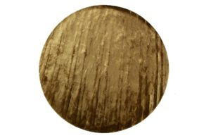 Ravel Vloerkleed Honing Geel Ø250 uit de BePureHome collectie