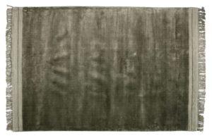 Ravel Vloerkleed Warm Groen 170x240cm uit de BePureHome collectie