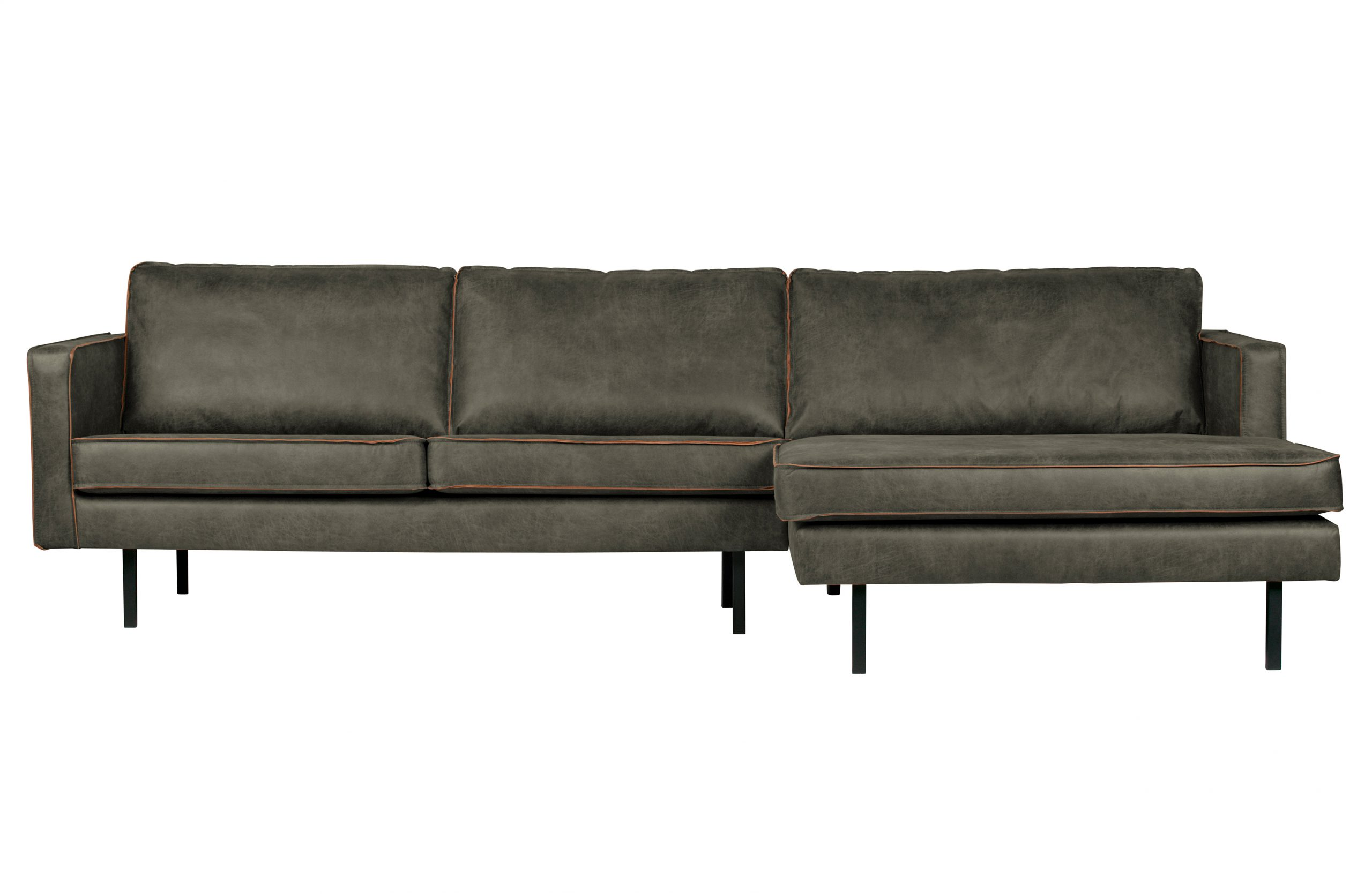 Rodeo Chaise Longue Rechts - Army