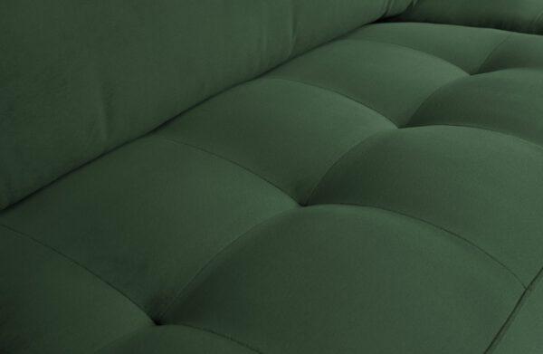 Rodeo Classic Bank 2,5-zits Velvet Green Forest uit de BePureHome collectie