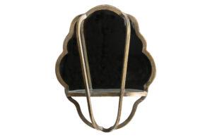 Reflect Spiegel Metaal - Antique Brass uit de Accessoires collectie van BePureHome bij Löwik Meubelen