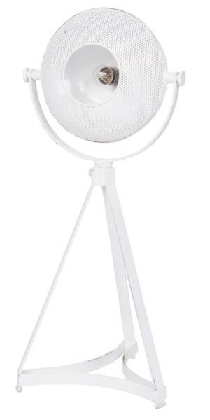 Blown Tafellamp Metaal - Wit uit de Lampen collectie van BePureHome bij Löwik Meubelen