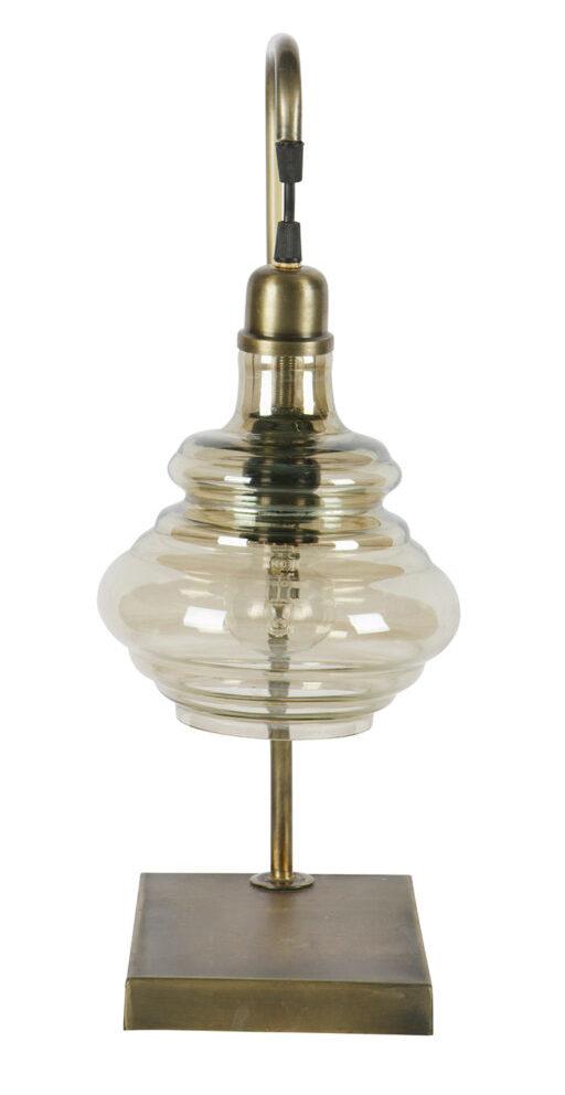 Obvious Tafellamp Antique Brass uit de Lampen collectie van BePureHome bij Löwik Meubelen