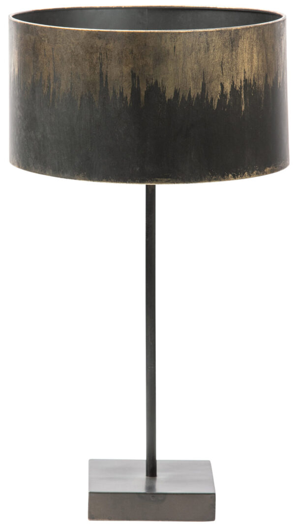 Blackout Tafellamp Metaal - Zwart uit de Lampen collectie van BePureHome bij Löwik Meubelen