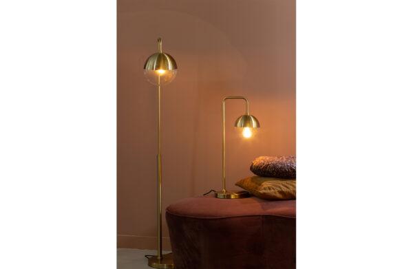 Globular Tafellamp Metaal - Antique Brass uit de Lampen collectie van BePureHome bij Löwik Meubelen