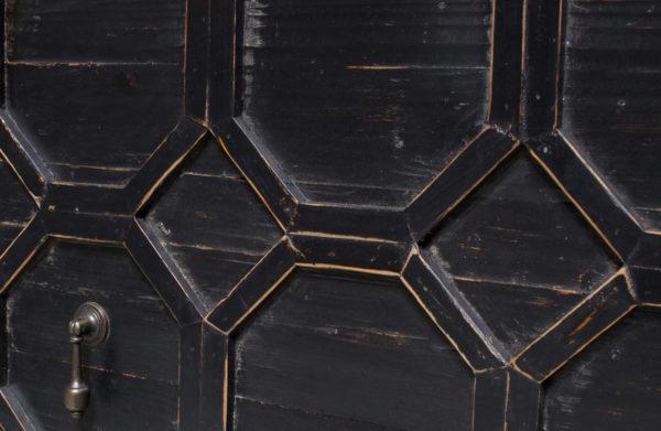 Bequest Tv Meubel Hout - Zwart uit de Opbergen collectie van BePureHome bij Löwik Meubelen