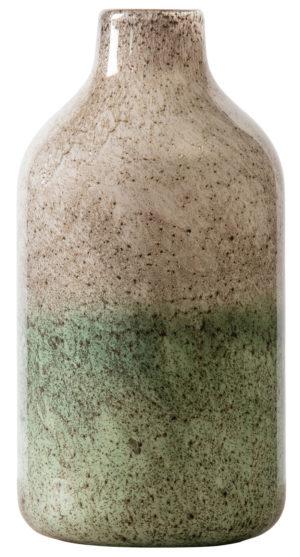 Topaas Vaas Glas 35xØ18cm uit de Accessoires collectie van BePureHome bij Löwik Meubelen