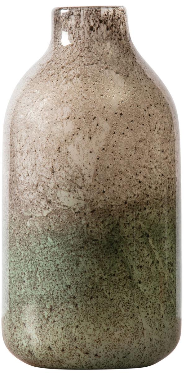 Topaas Vaas Glas 32xØ16cm uit de Accessoires collectie van BePureHome bij Löwik Meubelen