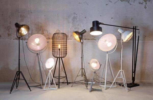 Spotlight Staande Lamp Metaal uit de Lampen collectie van BePureHome bij Löwik Meubelen