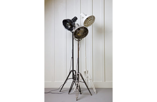 Spotlight Staande Lamp Wit uit de Lampen collectie van BePureHome bij Löwik Meubelen