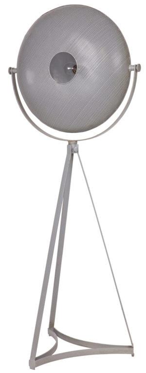 Blown Staande Lamp Metaal - Grijs uit de Lampen collectie van BePureHome bij Löwik Meubelen