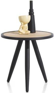 Xooon Kinna bijzettafel rond - diameter 45 cm  Bijzettafel