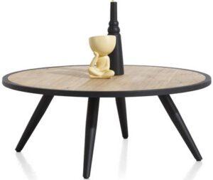 Xooon Kinna salontafel rond - diameter 80 cm  Bijzettafel