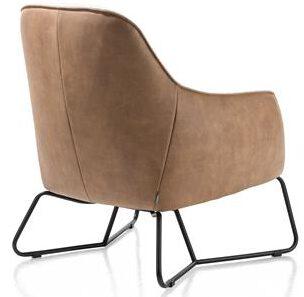 Xooon Oviedo fauteuil lage rug  Fauteuil