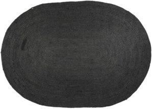 Carpet Ramas 160x230 cm - black By-Boo Woonaccessoire 210099