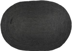 Carpet Ramas 200x300 cm - black By-Boo Woonaccessoire 210100