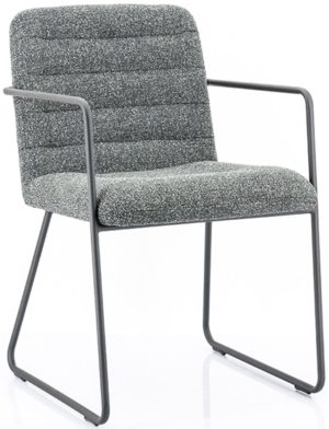 Chair Artego - anthracite By-Boo Woonaccessoire 210029