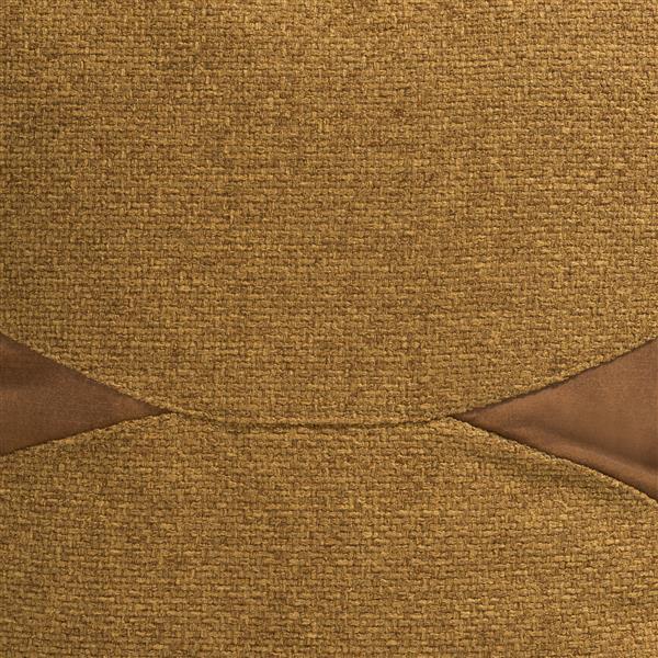 COCO maison Aria kussen 45x45cm - geel  Sierkussen