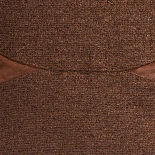 COCO maison Aria kussen 45x45cm - koper  Sierkussen