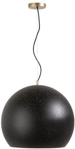 COCO maison Chiara hanglamp 1*E27 - zwart  Lamp