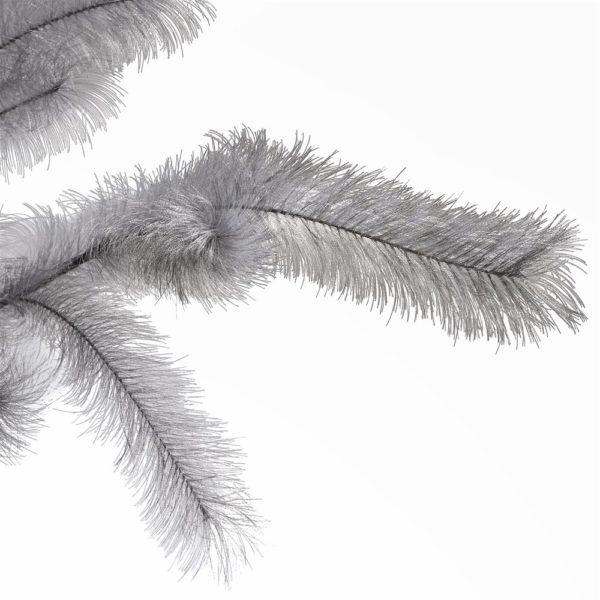 COCO maison Feather Spray - 130 cm - grijs  Kunstbloem